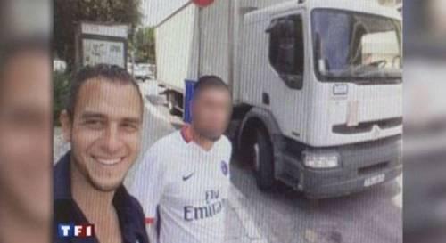 Il terrorista di Nizza e le foto col camion 2