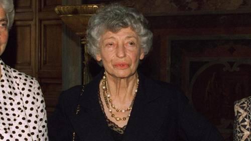 È morta Clara Agnelli, la sorella maggiore di Gianni