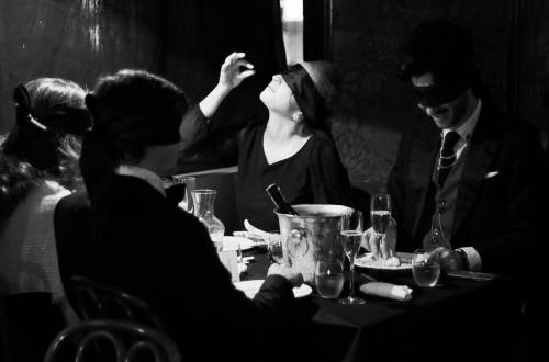 Il delitto è servito: i misteri culinari in scena a Viterbo