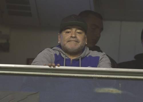Maradona è un fiume in piena: nel mirino Tevez e Simeone