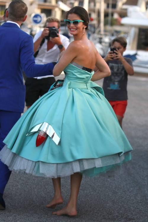 Leonardo DiCaprio, tutte le foto del galà a Saint Tropez 15