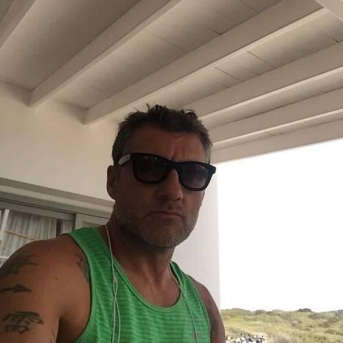 Bobo Vieri, le foto della vacanza a Formentera con Jazzma 2