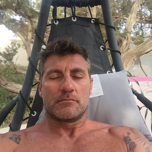Bobo Vieri, le foto della vacanza a Formentera con Jazzma 4
