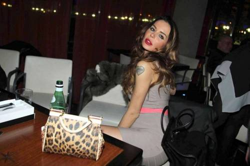 Nina Moric VS Fabrizio Corona: le foto 30