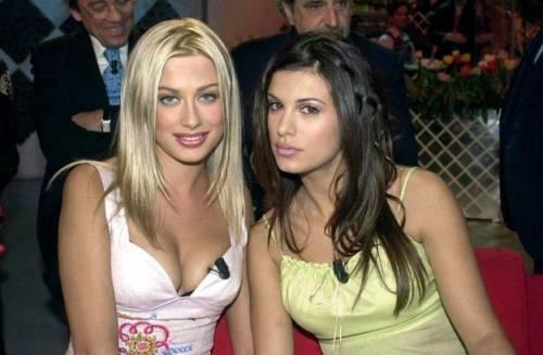Maddalena Corvaglia ed Elisabetta Canalis, le ex veline più amate 19