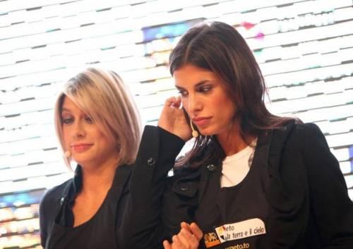 Maddalena Corvaglia ed Elisabetta Canalis, le ex veline più amate 25
