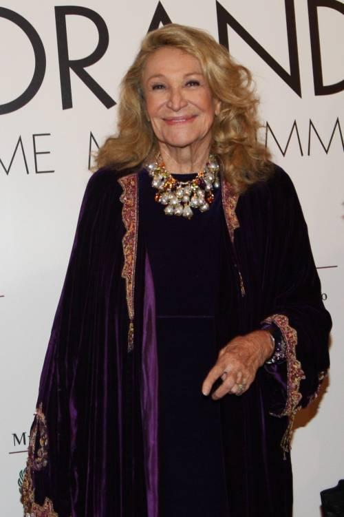Addio a Marta Marzotto, regina dei salotti vip 2