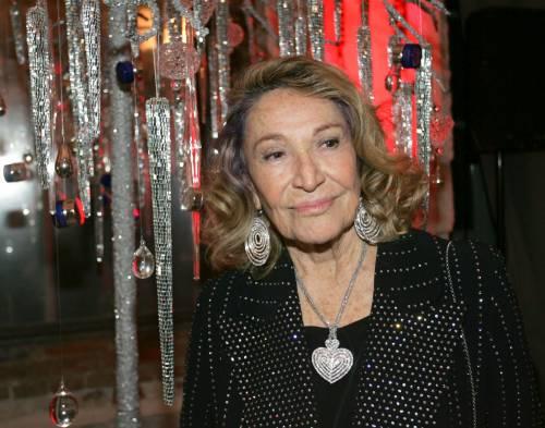 Addio a Marta Marzotto, regina dei salotti vip 13
