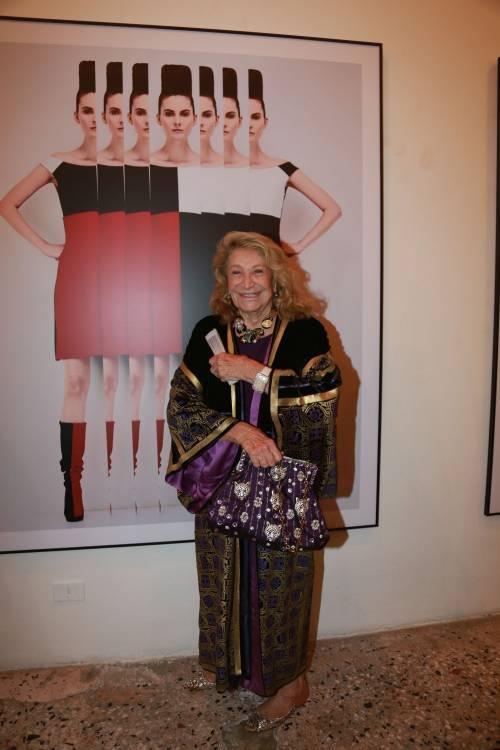 Addio a Marta Marzotto, regina dei salotti vip 17