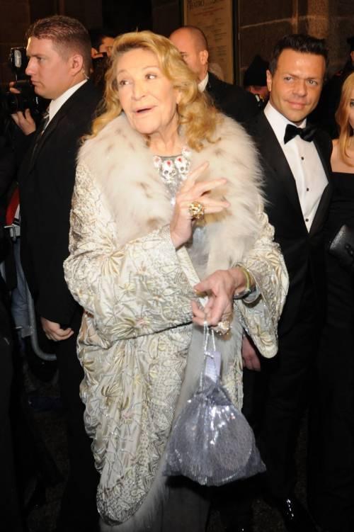 Addio a Marta Marzotto, regina dei salotti vip 18