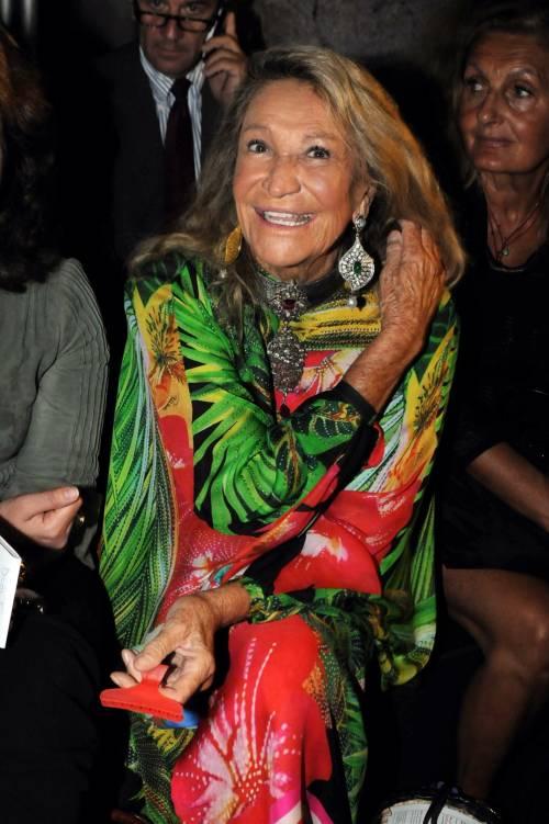 Addio a Marta Marzotto, regina dei salotti vip 20