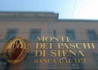 Aiutino del governo al Montepaschi