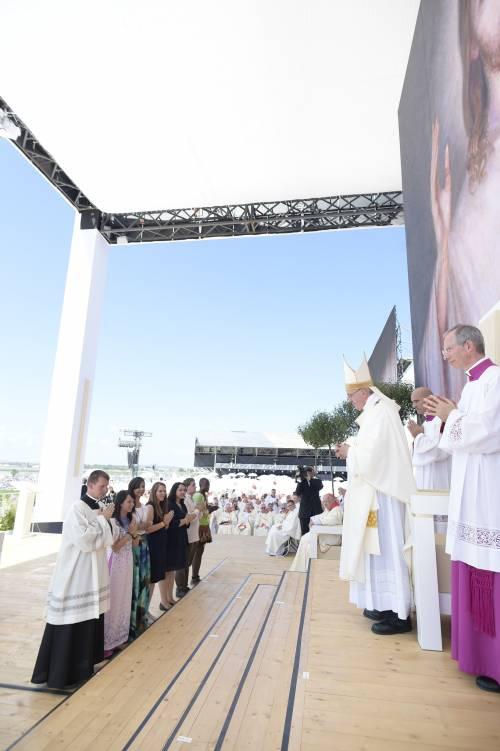 Papa Francesco, la messa di chiusura alla Giornata Mondiale della Gioventù 5