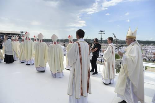 Papa Francesco, la messa di chiusura alla Giornata Mondiale della Gioventù 4