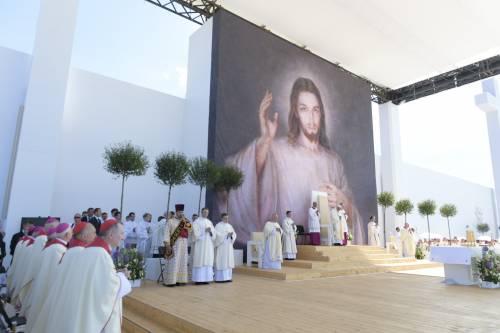 Papa Francesco, la messa di chiusura alla Giornata Mondiale della Gioventù 7
