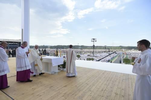 Papa Francesco, la messa di chiusura alla Giornata Mondiale della Gioventù 3