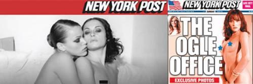 Melania nuda e in pose lesbo: quelle foto osè usate contro Trump