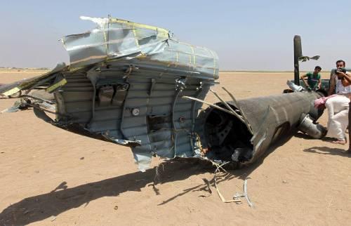 Siria, abbattuto elicottero russo 6