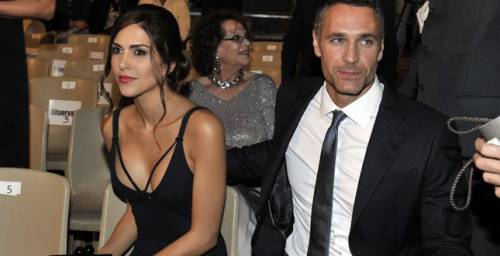 """Raoul Bova e Rocío Muñoz Morales: """"Fare fitness insieme ha tutto un altro sapore"""" 12"""