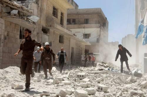 """Siria, i ribelli ci riprovano: """"Assad usa armi chimiche"""""""