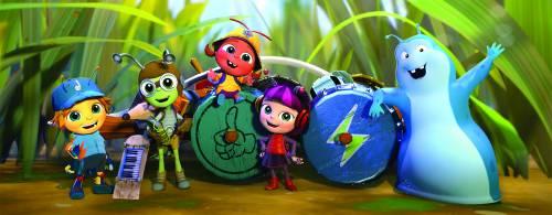 Beat Bugs, ecco il cartoon che diverte i bambini  con i brani dei Beatles