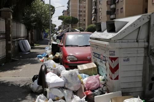 I Cinquestelle emiliani dicono no ai rifiuti della Raggi