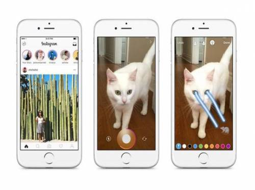 "Instagram insidia Snapchat: sul social arriva ""Stories"""