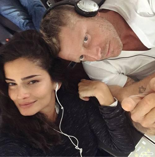 Lapo Elkann e Shermine Shahrivar: un amore grande come il mondo 9