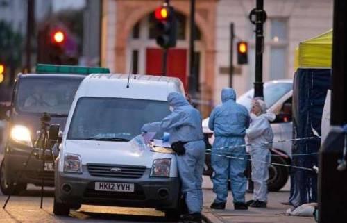 Londra, aggressione a Russel Square 2