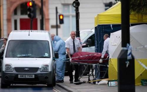 Londra, aggressione a Russel Square 3