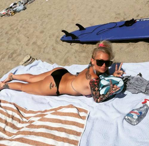 Jenna Jameson, le immagini hot 5