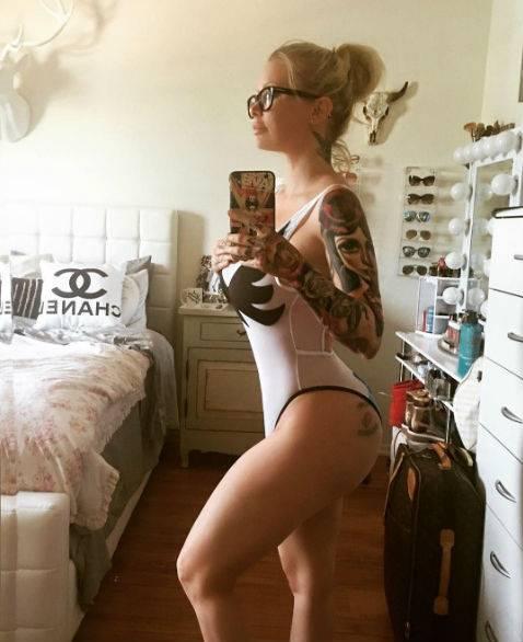 Jenna Jameson, le immagini hot 13