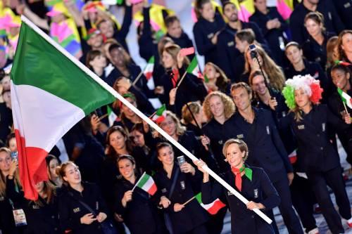 Un bacio all'Italia senza Garibaldi