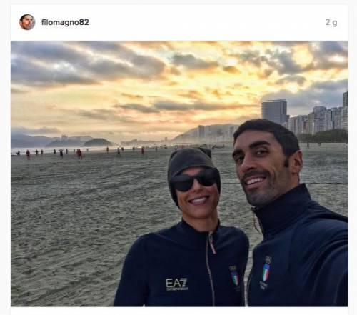Due cuori e un'Olimpiade: gli amori azzurri a Rio 5