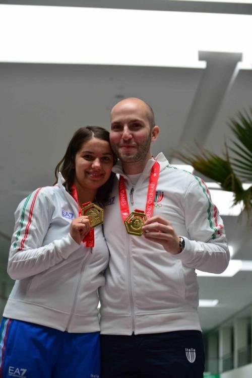 Due cuori e un'Olimpiade: gli amori azzurri a Rio 13
