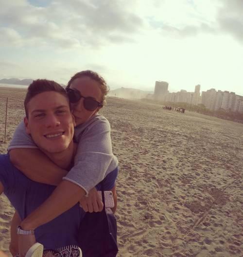 Due cuori e un'Olimpiade: gli amori azzurri a Rio 14