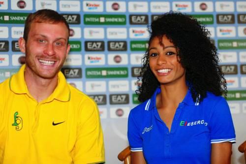 Due cuori e un'Olimpiade: gli amori azzurri a Rio 9