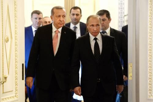 Intesa tra Erdogan e Putin: Ankara riapre Turkish Stream