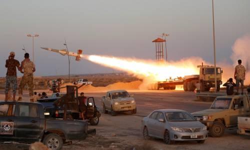 "Libia, l'allarme del generale: ""Guerra mai così vicina a noi"""