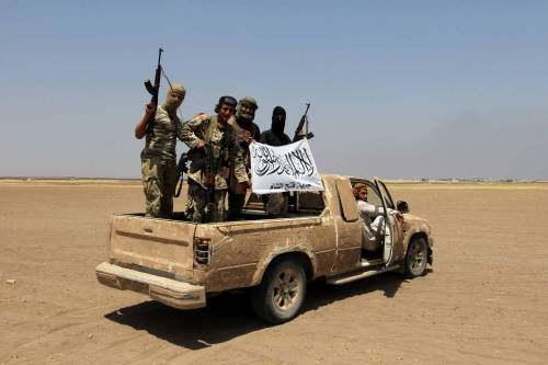 """Una """"legione straniera"""" contro Isis"""