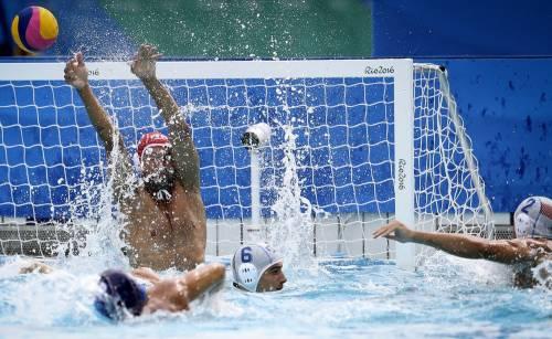 Pallanuoto, Tempesti trascina l'Italia in semifinale a Rio