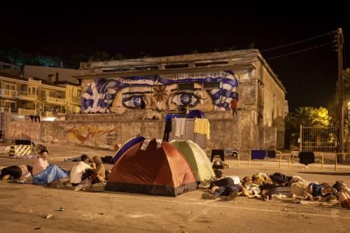 Profughi, la rotta greca 3