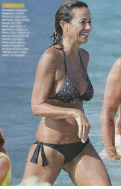 Incidente sexy per Cristina Parodi 4
