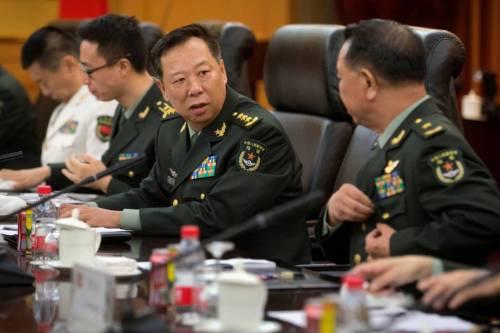 La Cina in Siria al fianco dei russi