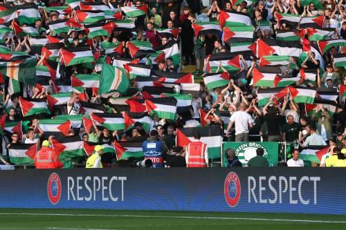 Champions League: Celtic a rischio squalifica per colpa dei suoi tifosi