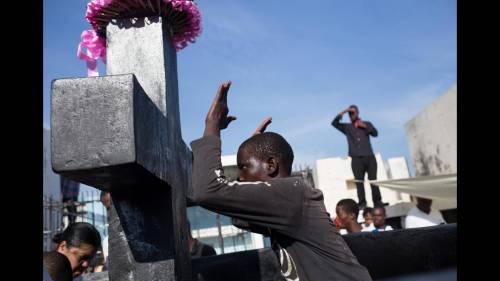Haiti, epidemia di colera causata da Nazioni Unite