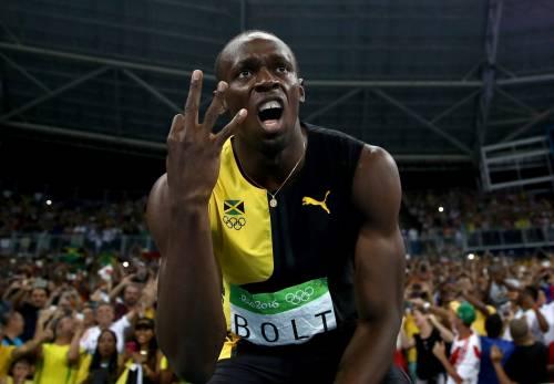 Bolt da record. Correrà per 95mila dollari al secondo