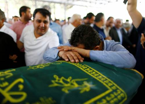 Gaziantep piange le vittime del terrorismo 5