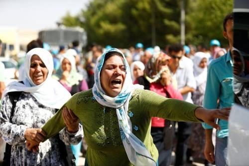 Gaziantep piange le vittime del terrorismo 7
