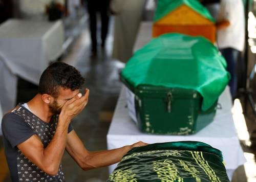 Gaziantep piange le vittime del terrorismo 13